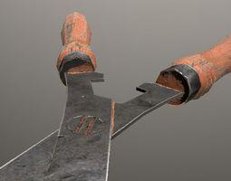 Wood Cutter 3D model