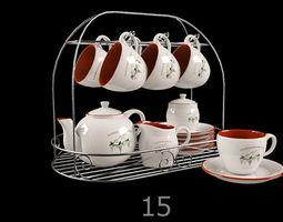 tableware Tableware 3D