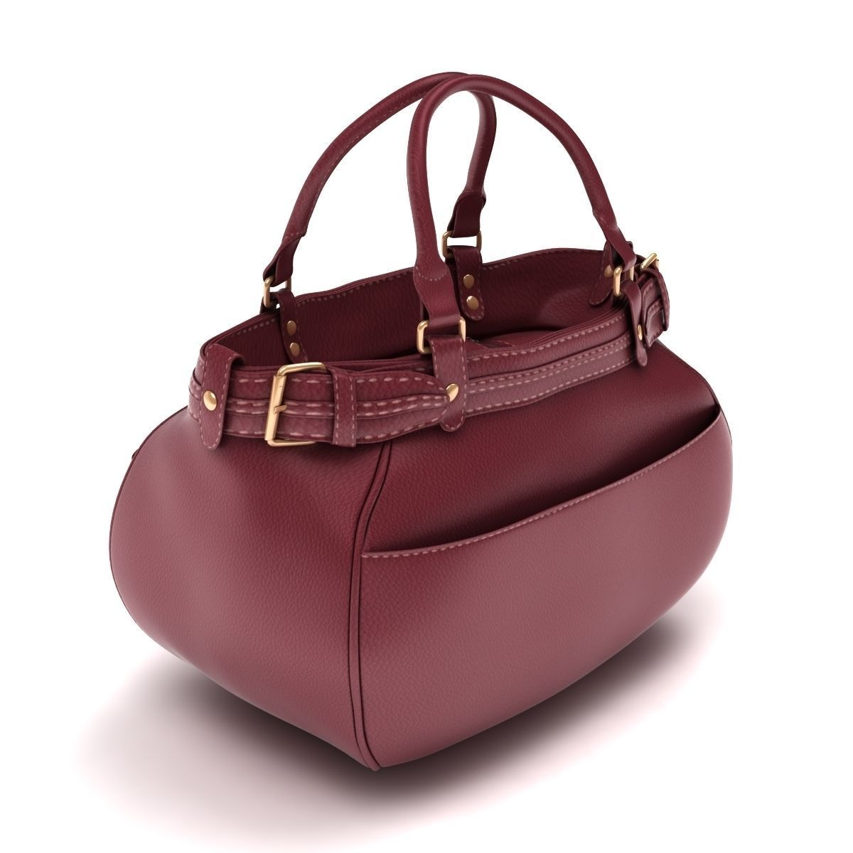 44b2399bd6 ... ladies hand bag 03 3d model max obj mtl 3ds fbx c4d lwo lw lws 2 ...