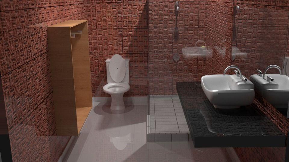 Bathroom Model