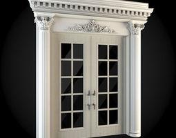 building 3D Door