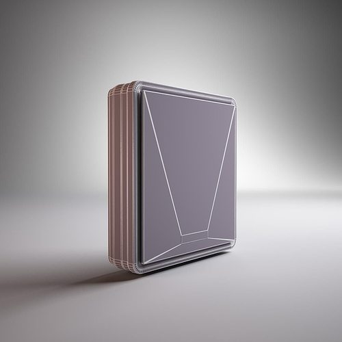 lg art cool air conditioners 3d model max. Black Bedroom Furniture Sets. Home Design Ideas