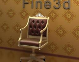 chair 08-022 3d