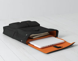 bag 24 am156 3D model