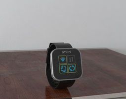 smart watch 32 am156 3D