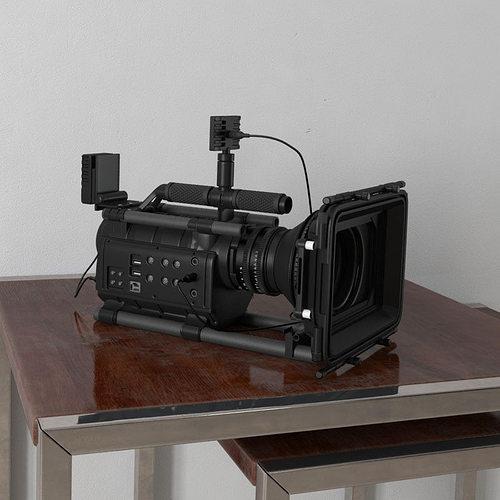 camera 29 am156 3d model max obj fbx c4d mtl 1