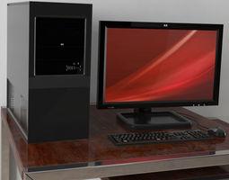 computer 10 am156 3D