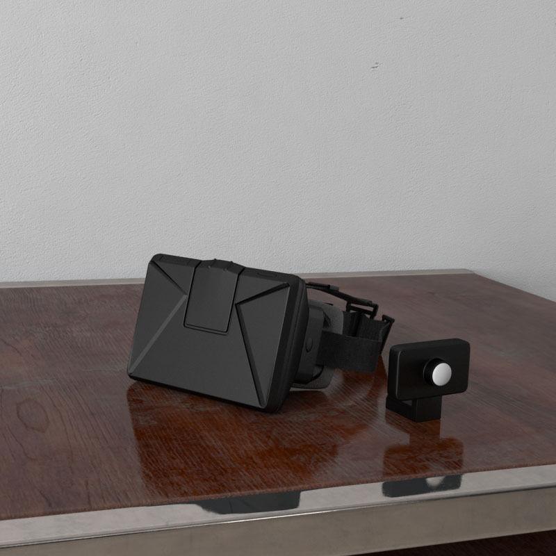 VR headset 07 am156 | 3D model