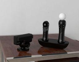 3D model console controller 03 am156