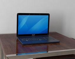 laptop 09 am156 3D model