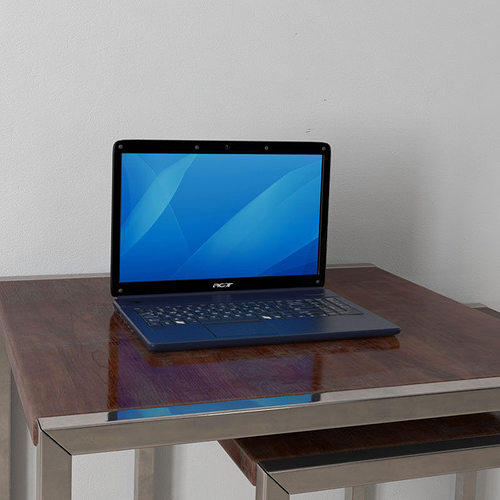 laptop 09 am156 3d model max obj fbx c4d mtl 1