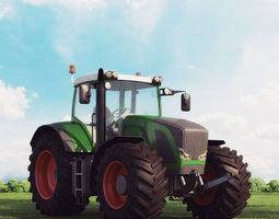 tractor 01 am 146 3d