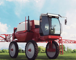 3D model sprayer 17 am 146