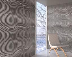 3d wall panel 011 am147