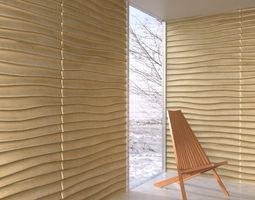 3D wall panel 063 AM147