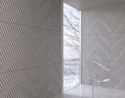 wall panel 066 AM147 3D model
