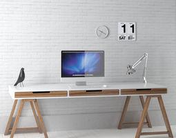 3d office set 15 am149
