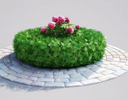 hedge 18-07 am148 3d