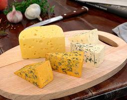 cheese 46 am151 3d model obj