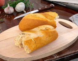 3D baguette 05 AM151