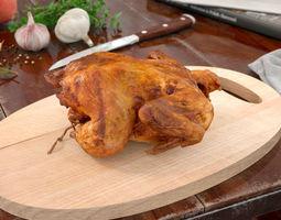 chicken 52 AM150 3D model