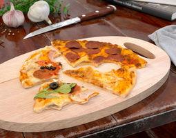 3D pizza 37 AM150
