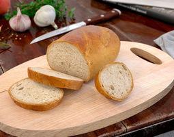 bread 25 AM150 3D