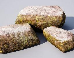 stones 15-10 am148 3d model