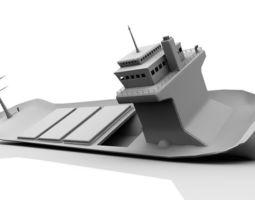 3D Tanker Wreck