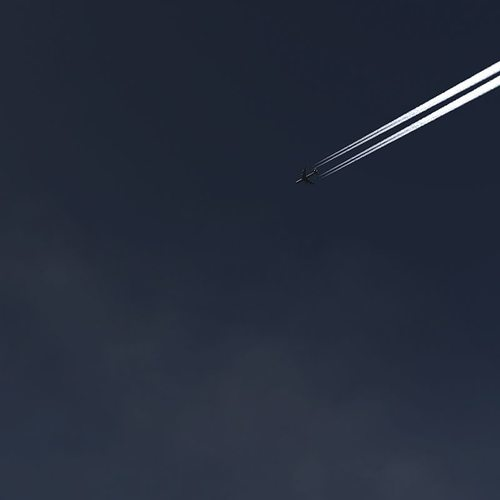animated jet contrails 3d model animated lwo lw lws 1