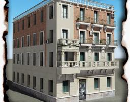 3D asset Building