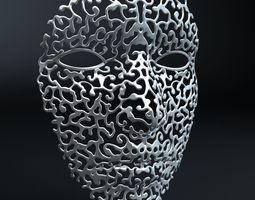3d ornament mask