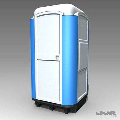 Wc Portable 3d Model Cgtrader