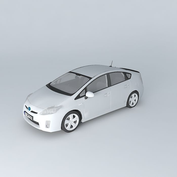 Toyota Prius XW30 2010