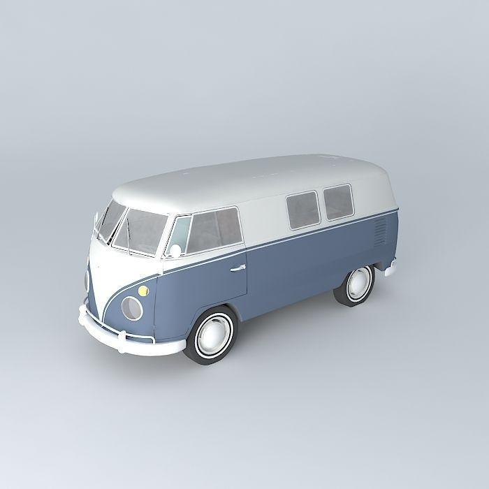 Volkswagen Type 2 Kombi T1 1967