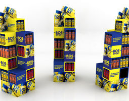 3d asset bos free standing unit 1 game-ready
