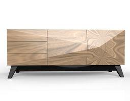 3D model 117 Modular Sideboard