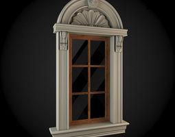 Window exterior 3D