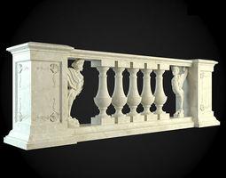 building Baluster 3D