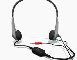 music Headphones 3D