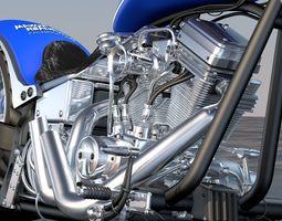 MAXON MotoBike 3D