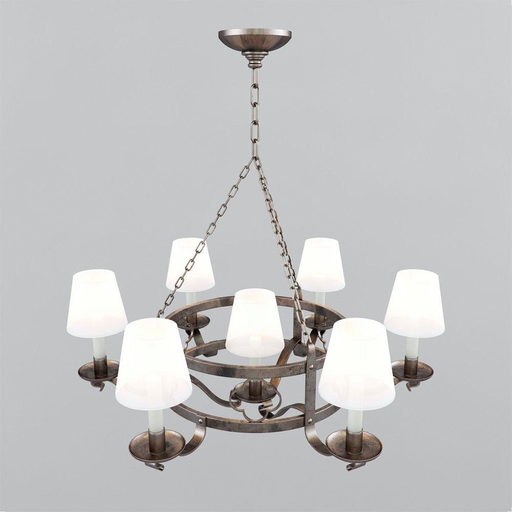 3d chandelier visual comfort cgtrader chandelier visual comfort 3d model max obj fbx mtl 2 arubaitofo Image collections