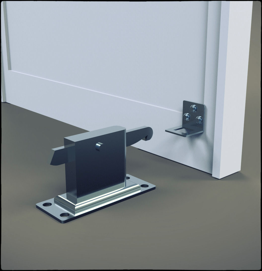 door open com easy ip hardware cream walmart holder