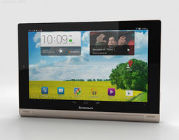 3d lenovo yoga tablet 10 hd plus champagne gold