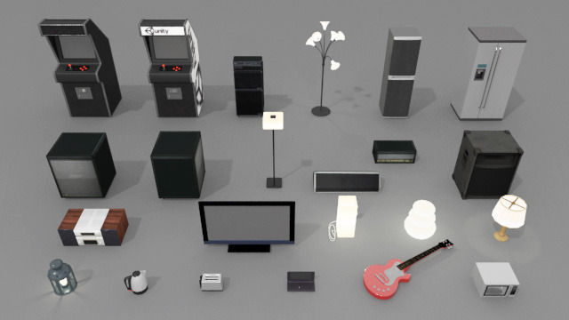 Gadgets and Electronics Pack