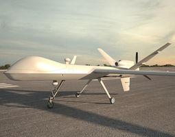 General Atomics MQ-9 Reaper 3D