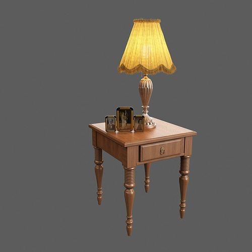 3D model Old lamp | CGTrader