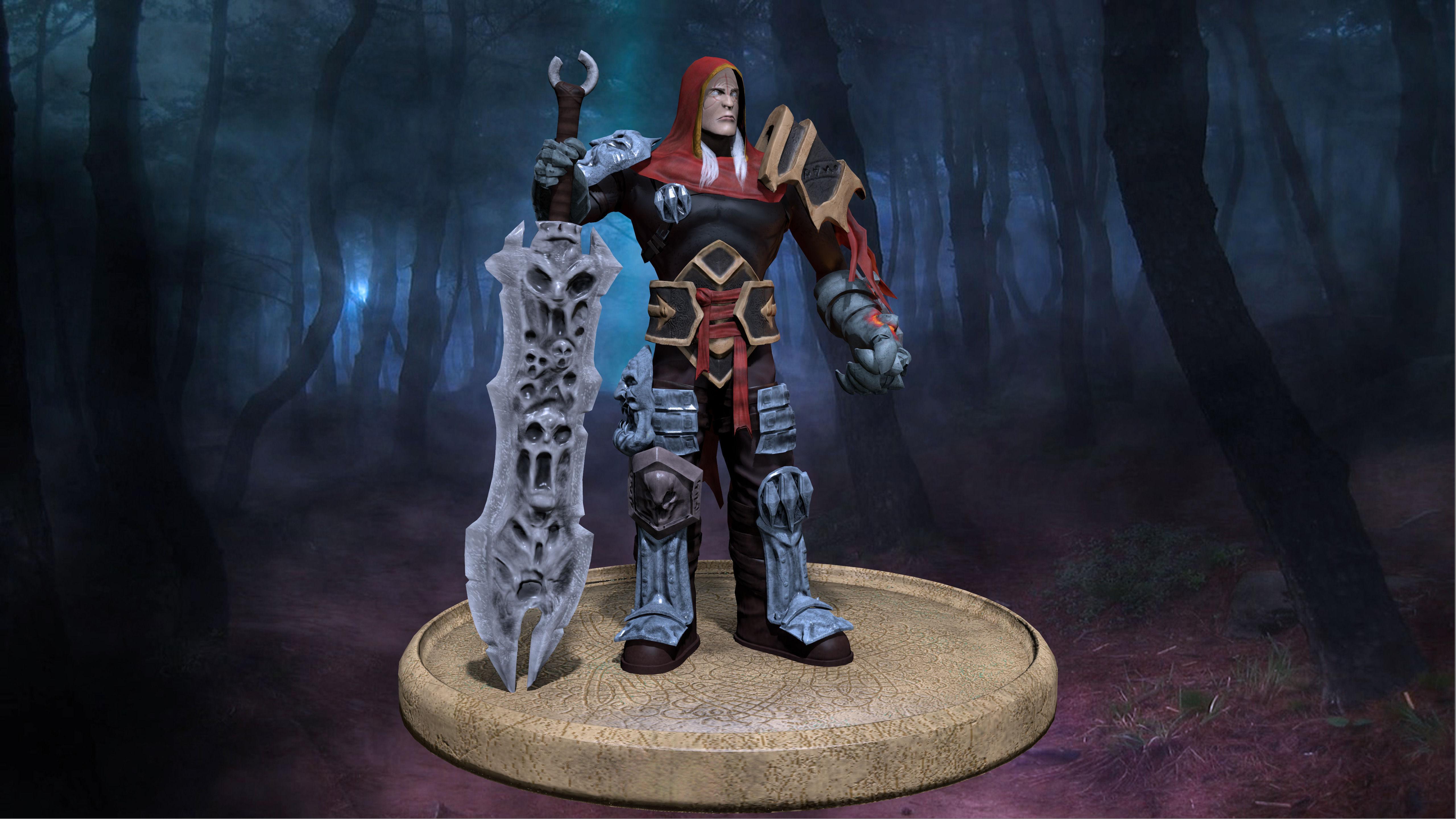 War - Darksiders | 3D model