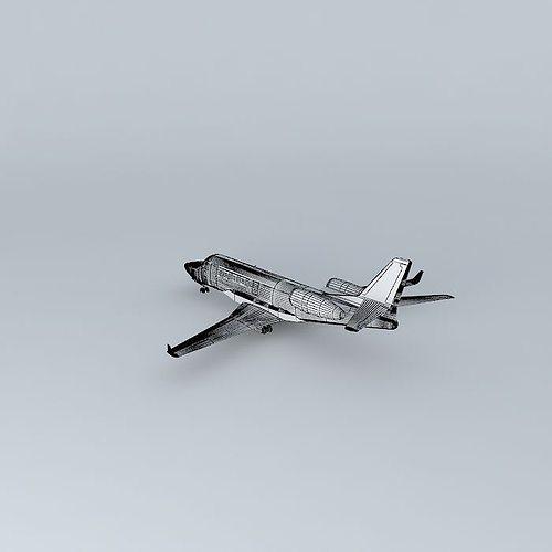 Israel Aircraft Industries 1125 Westwind Astra By Matt Linus Ottosen