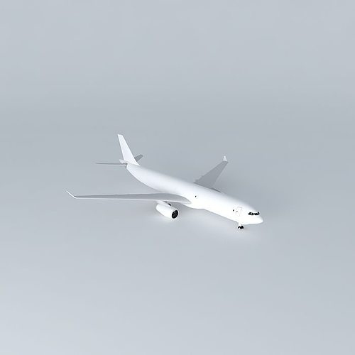 Template Airbus A330F